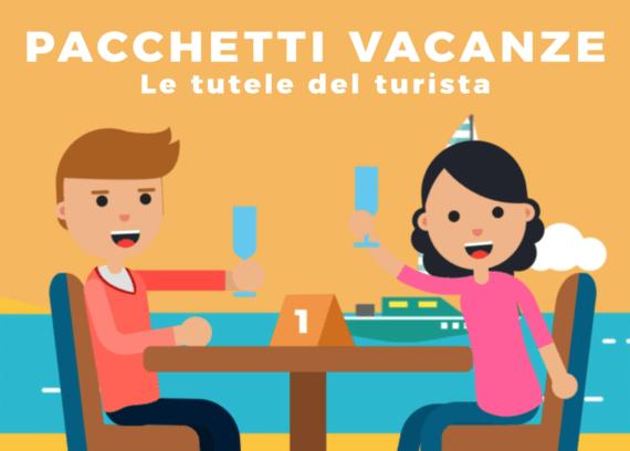 Pacchetti vacanze: le tutele del turista